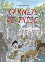 Carnets de thèse - Thiphaine Rivière