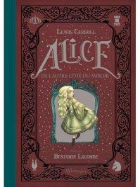 Alice au pays des merveilles illustré par B. Lacombe