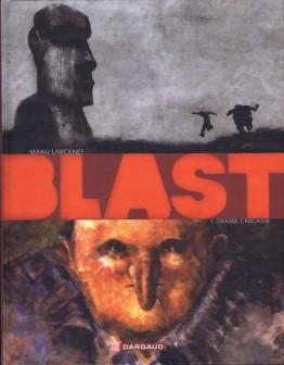 Blast - Manu Larcenet