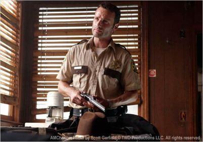 Rick Grimes saison 1
