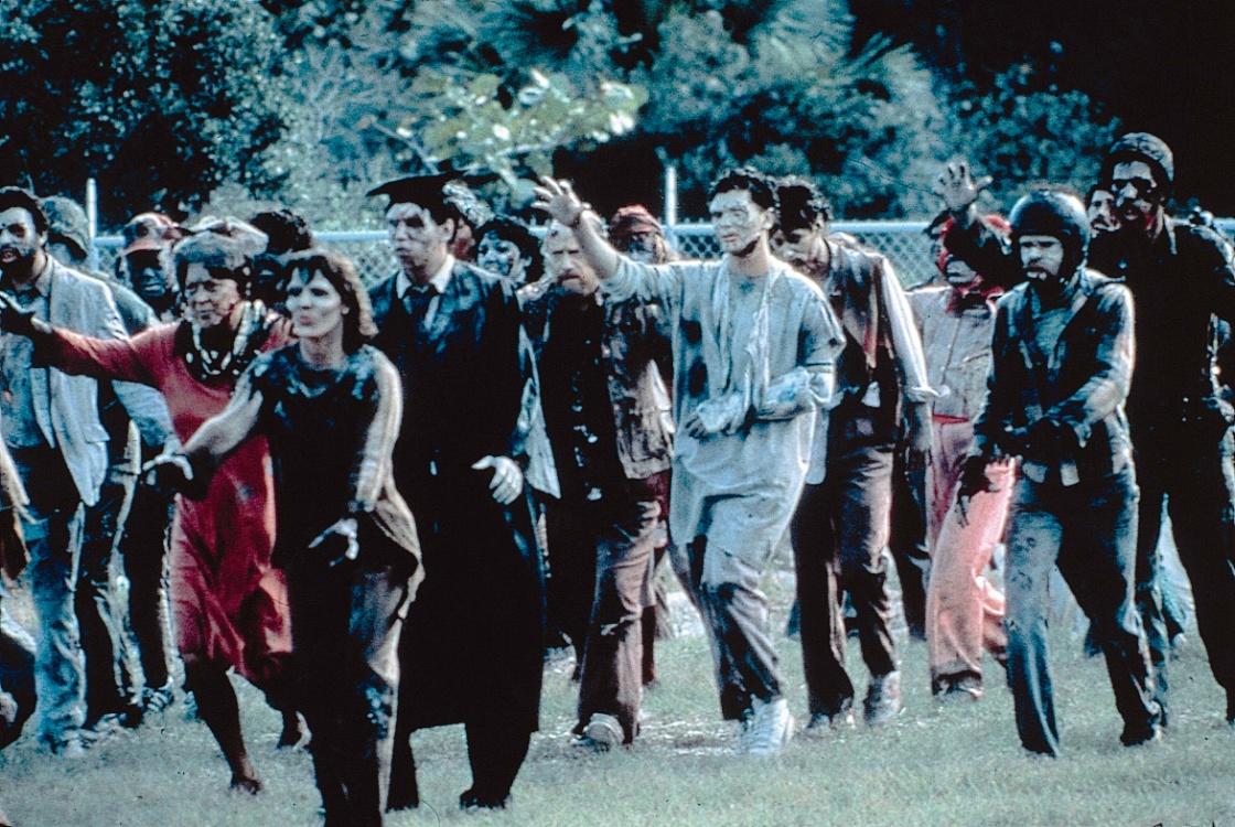 """Résultat de recherche d'images pour """"romero zombie"""""""