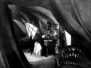 Cabinet docteur Caligari Wiene cinéma expressionniste