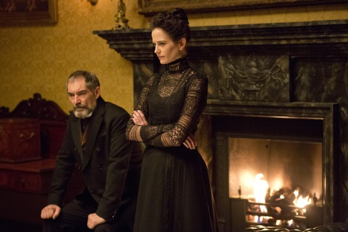 penny dreadful allocine