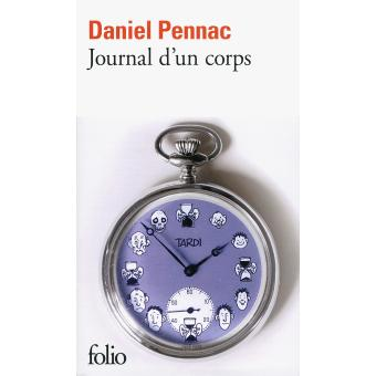 Journal d'un corps, Daniel Pennac