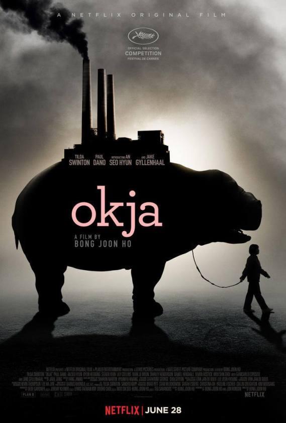 Okja, Bong Joon Ho, Netflix