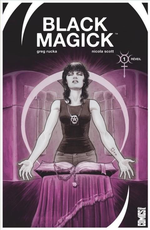 Black Magick, Tome 1 Réveil, Greg Rucka et Nicola Scott, Glénat Comics