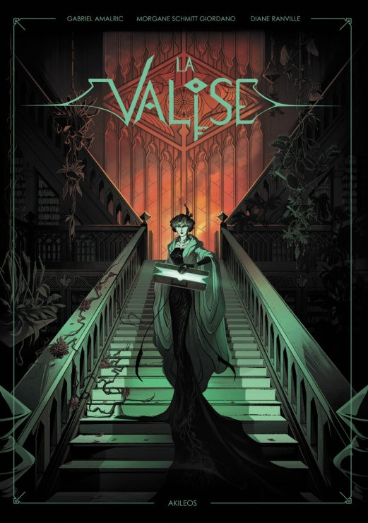 La Valise, éditions Akileos