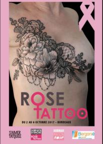 Rose Tattoo est un site internet dédié aux tatouages après un cancer