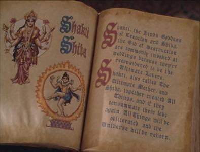 extrait du Livre des Ombres