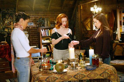 Charmed sœurs Halliwell potions saison 5