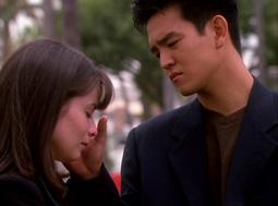 épisode Histoires de Fantômes Chinois, saison 1 Holly Marie Combs et John Cho
