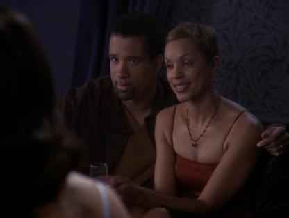 Darryl et Sheila joués par Dorian Gregory et Sandra Prosper