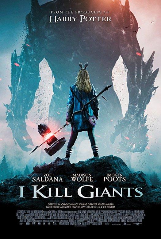I kill Giants Anders Walter