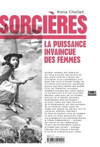 Sorcières La puissance invaincue des femmes Mona Chollet
