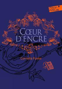 cœur d'encre Cornélia Funke