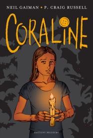 Coraline Delcourt Neil Gaiman