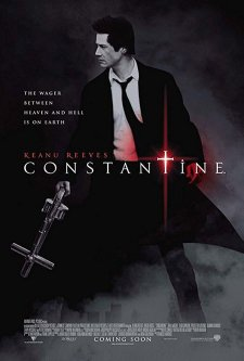 constantine francis lawrence 2005 Keanu Reeves