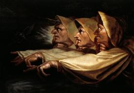 The Three Witches, Henry Fuseli