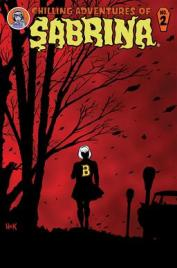 Chilling Adventures of Sabrina Archie Comics