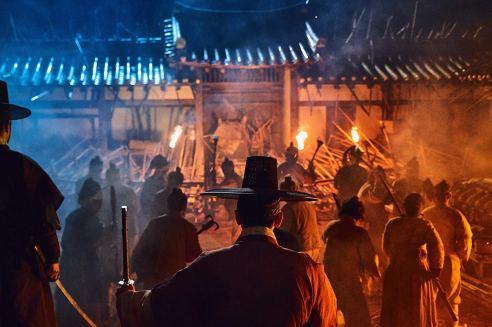 Kingdom KIM SEONG-HUN Netflix