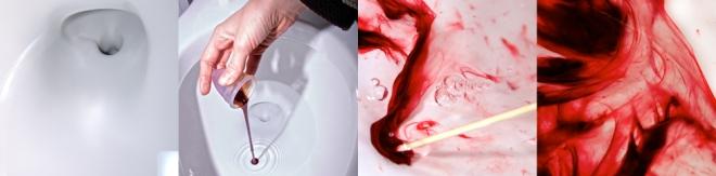 """Beauty in Blood"" The Process - Jen Lewis et Rob Lewis"