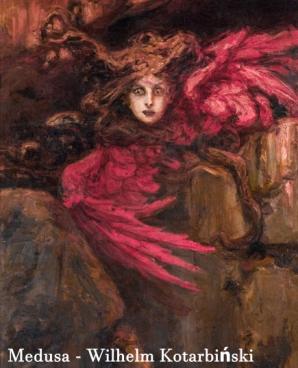 Medusa de Wilhelm Kotarbiński