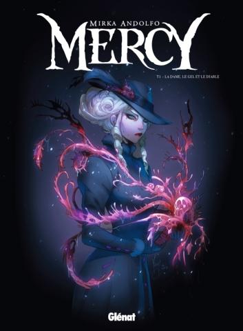 Mercy Mirka Andolfo